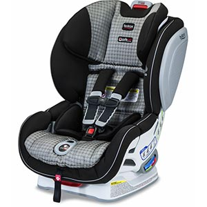Britax Advocate ClickTight Convertible Car Seat, Venti Review