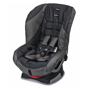 Britax Roundabout G4.1 Convertible Car Seat, Dash Review