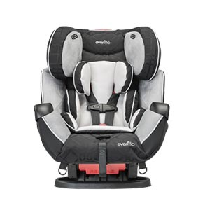 Evenflo Symphony LX Car Seat, Review