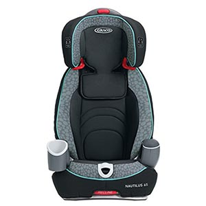 Graco Nautilus 65 3-in-1 Harness Booster Car Seat, Sully Review