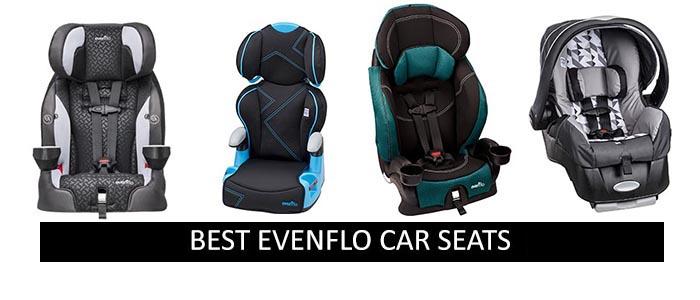 Best Evenflo car seats